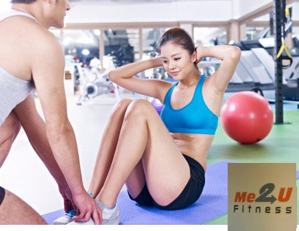 One-Month Nutritional Programme with 12 Personal Training Sessions at Me2UFitness