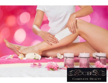 Half leg wax, underarm, regular bikini & eyebrow wax for just €35 (Normally €60)