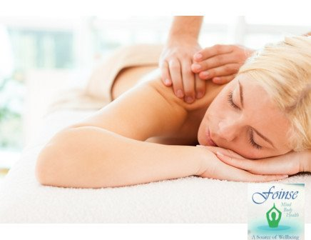 Ki Massage Therapy Offer