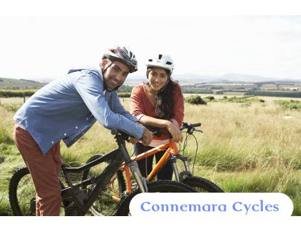 Guided Tour Cycle around Connemara