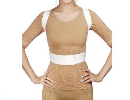 Fully Stretchable Posture Support Vest