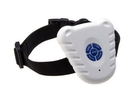 Anti-Barking Training Collar