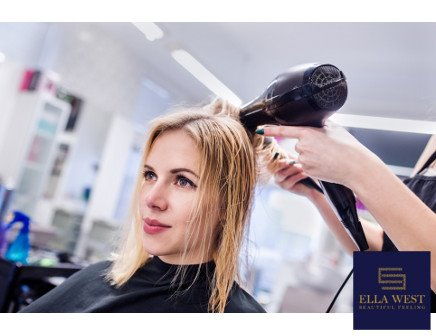 Blow dry of your choice and a facial consultation