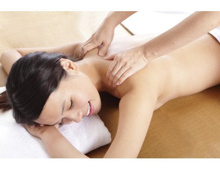Deep Tissue Massage or Back & Neck Pain Relief