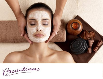 Oxygen Facial and Head, Arm & Hand Massage