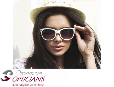 Eye Examination plus Voucher for Glasses or Designer Sunglasses