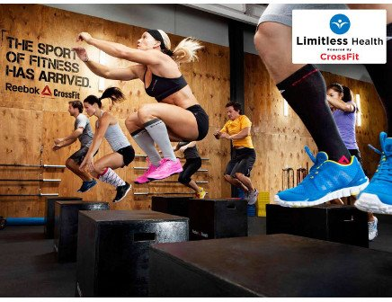 5 CrossFit classes for €29