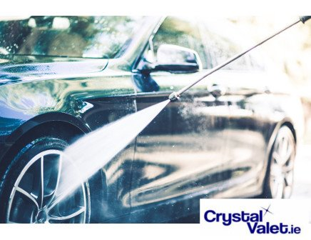 Deluxe Mini Valet from €35 and Full Valet for €99