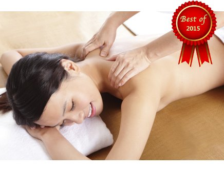 Best of 2015: Full Body Massage or Choose from Range of Options