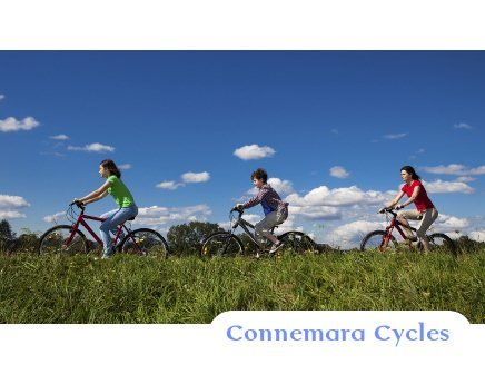 A Guided Tour Cycle around Connemara