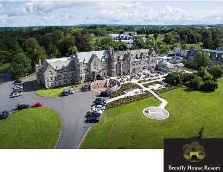 FANTASTIC HOTEL OFFER...The Perfect Spring Break at Breaffy House Resort