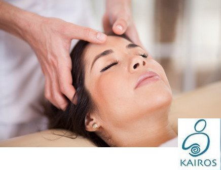 Heal and Relax with 90 mins Kairos Therapy for just €35