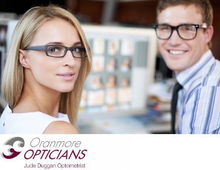 Eye Examination plus €100 Voucher for Designer Frames/Sunglasses