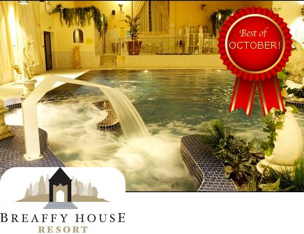 Best Of October: The Spa at Breaffy House Resort: Pamper Package for One or Two People