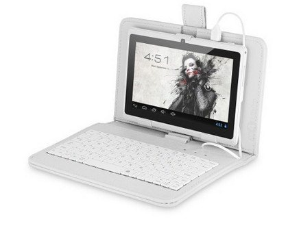 Universal Tablet Keyboard Case