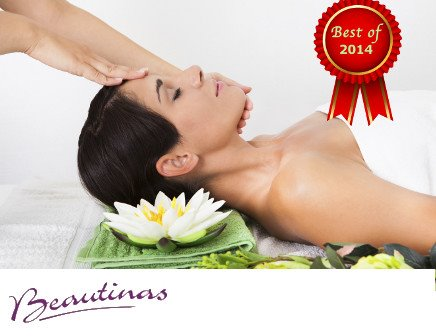 Best of 2014: Oxygen Facial with Head, Arm & Hand Massage or Contour Wrap