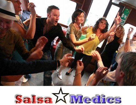 6 Beginner Salsa Classes