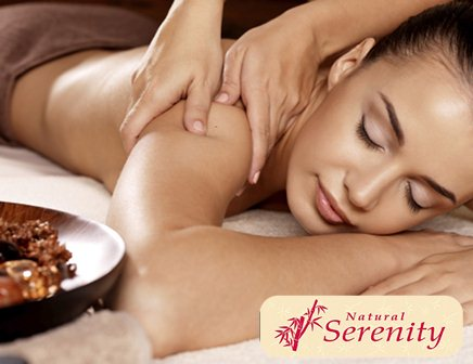52% off Full Body Massage or Gel Nails & French Polish Treatment